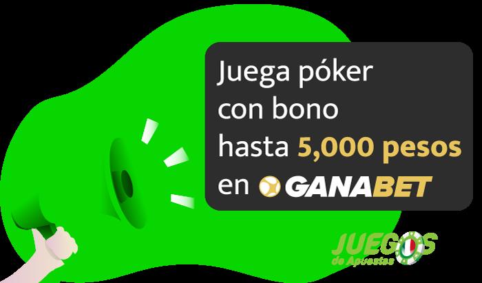 poker con bono