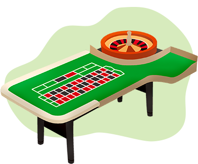 tabla de ruleta americana