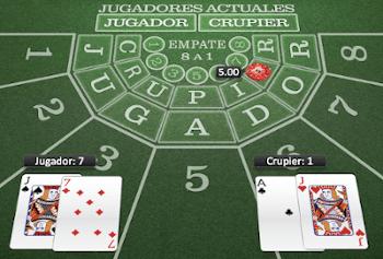 cómo jugar baccarat