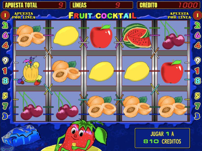 fruit cocktail gratis